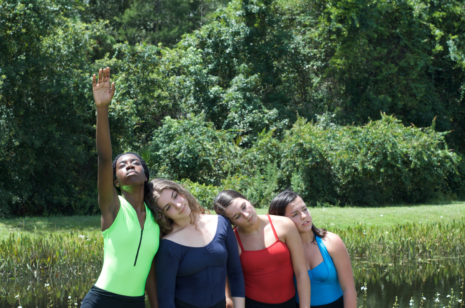 Our Mission - Collective Soles Youth Ensemble is a group of young pre-professional dance artists who strive to enrich and engage the Tampa Bay community through intensive training, performance, and service.