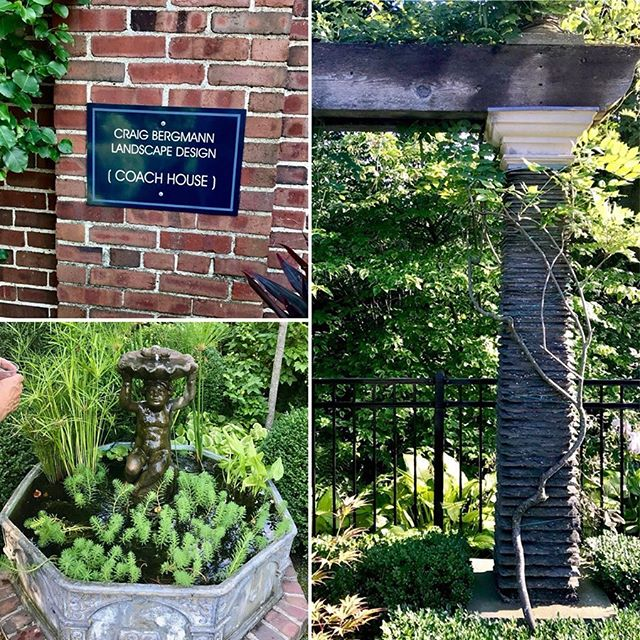 Many thanks to Craig Bergman, who hosted ICAA last month on a picture perfect day in the magnificent gardens of his Lake Forest estate. The property was breathtaking with paths to the 'unexpected'. Design matters - thank you Craig for opening your home!  @craigbergmanndesign  #designmatters #craigbergmanndesign #landscapedesign #stackedbob bluestone #chicagodesigner #wilmettedesigner #DebIDGroup