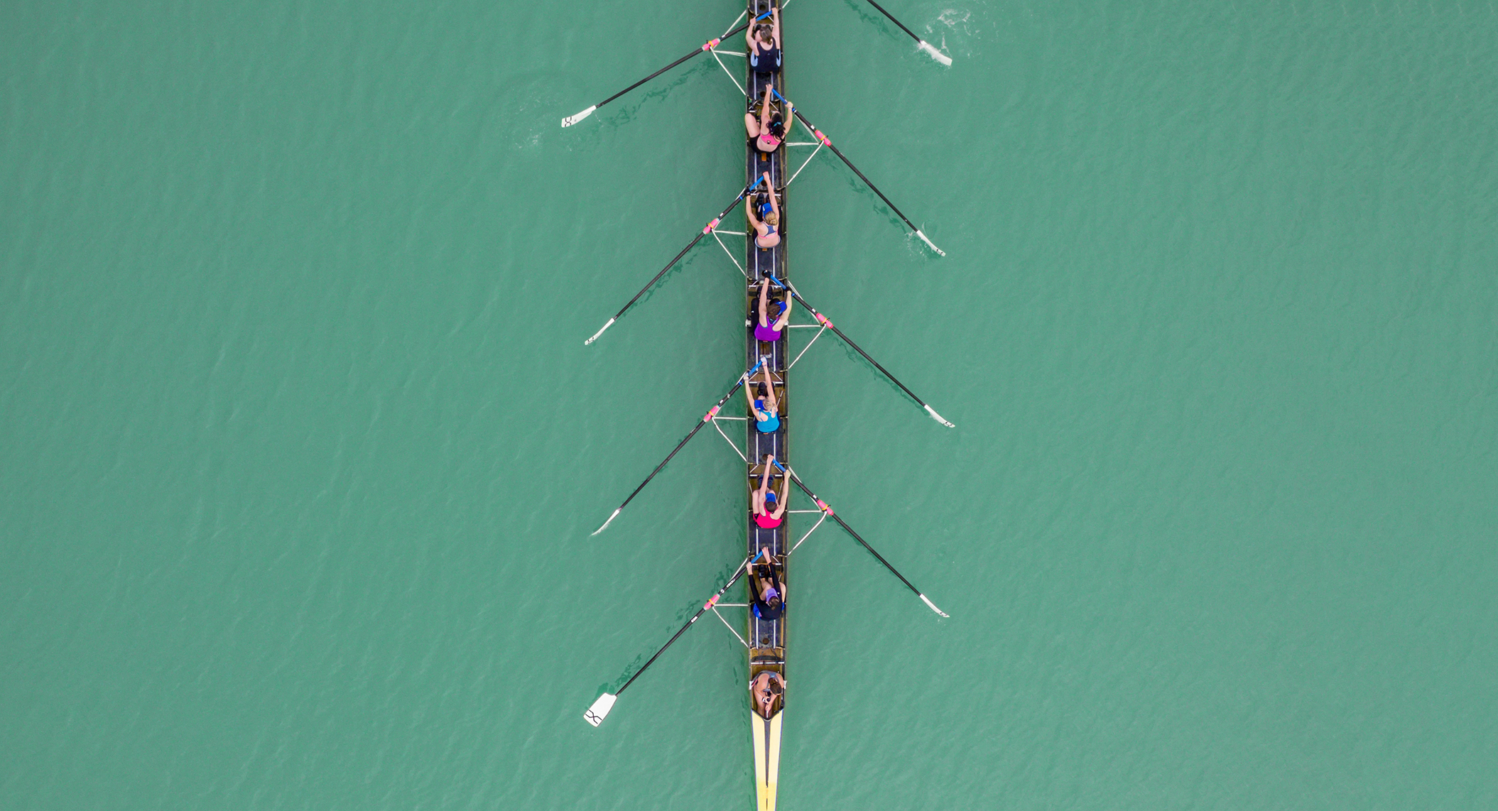 6 Leadership Lessons From a Coxswain