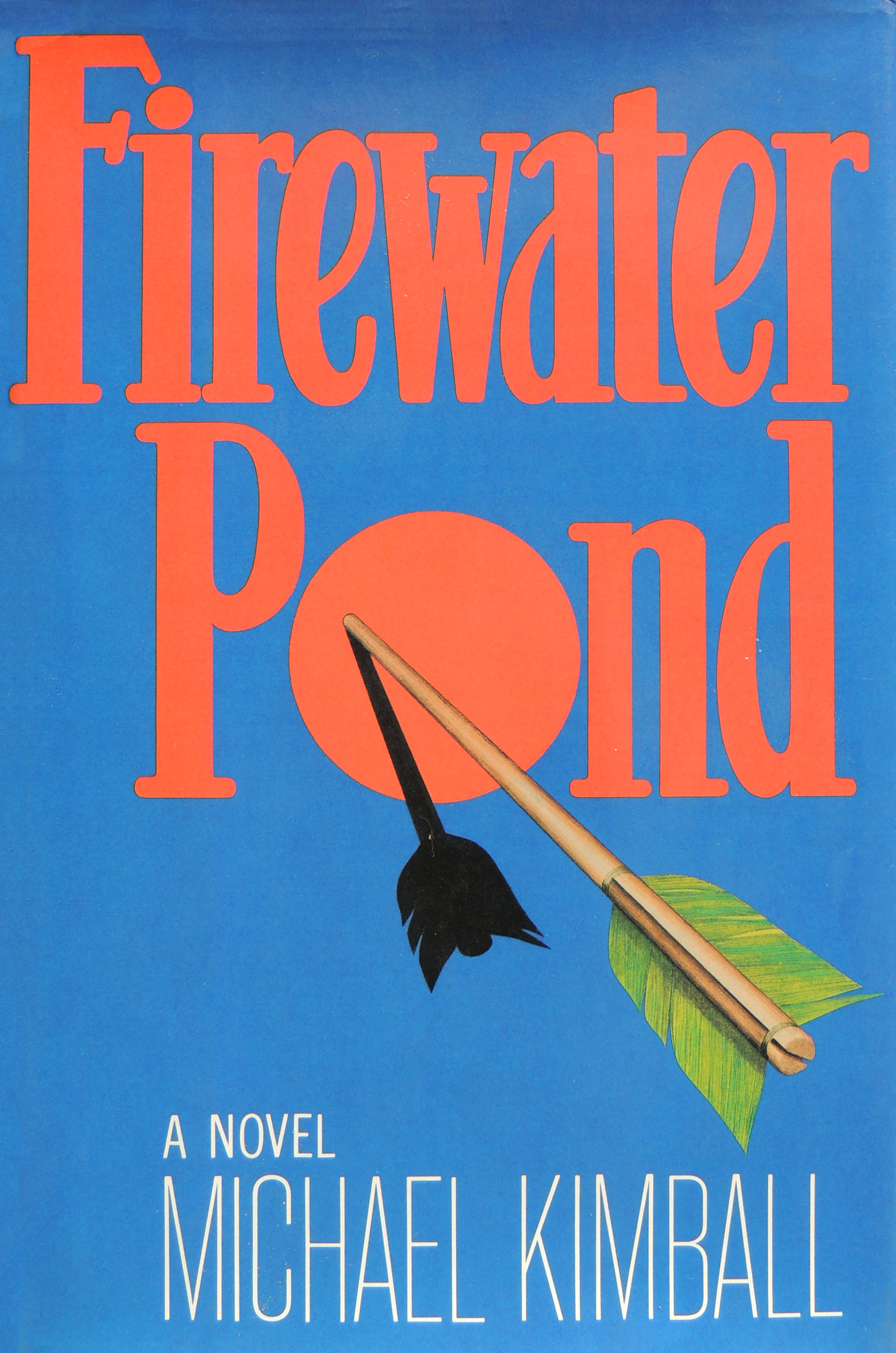 Firewater Pond   1985, Putnam's Sons  Also published Sweden.  Movie options: Charles Matthau Co., NBC.   view more →