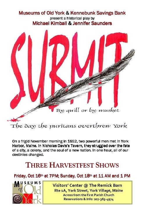 Harvestfest Poster, October 2009