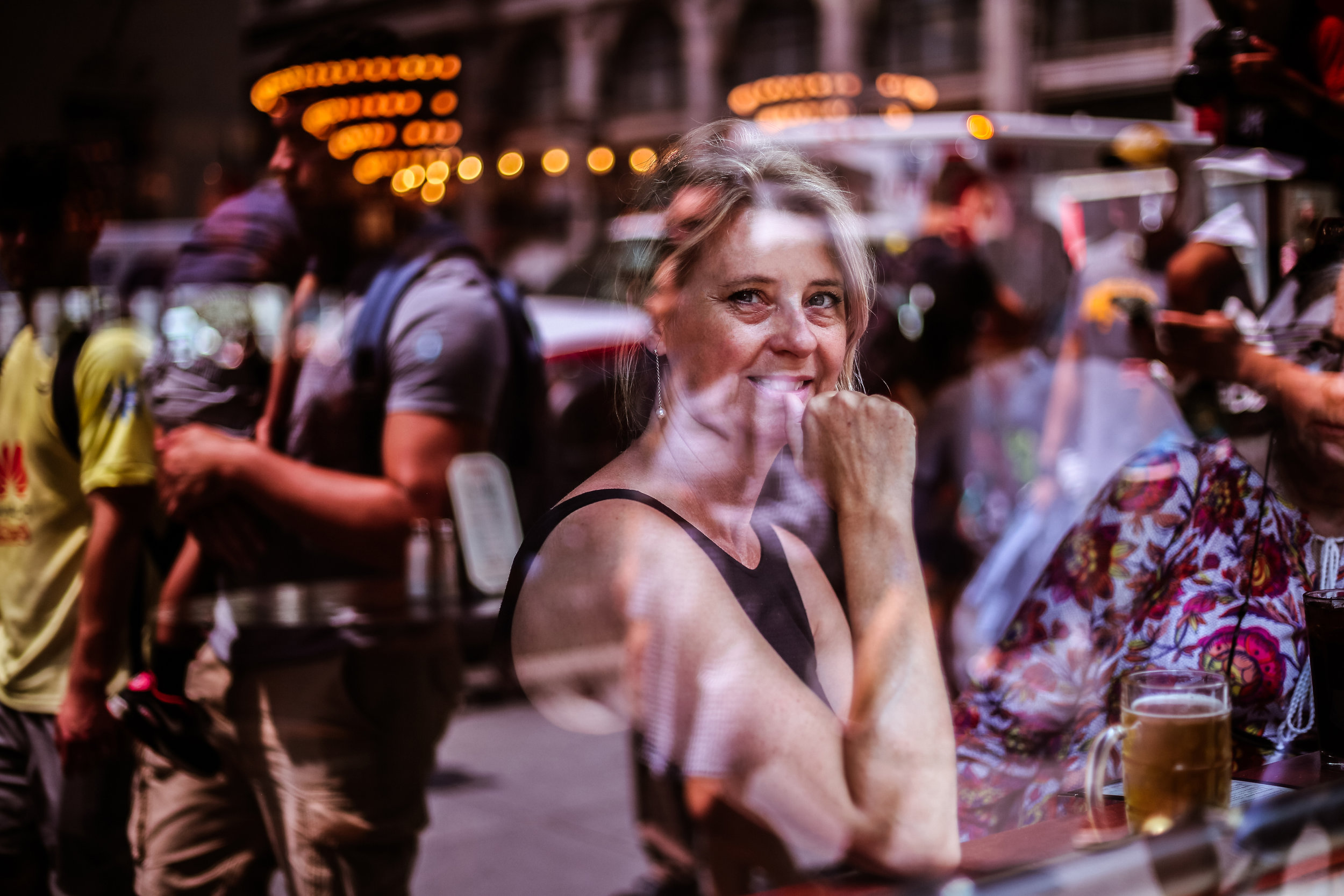 Seen in Manhattan