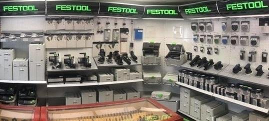 FESTOOL SHOP - 3B Saw & Tool is an authorized Festool dealer.