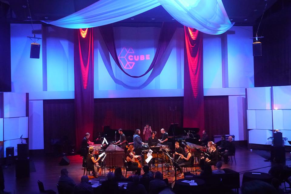 Music for 18 Musicians with New Music Detroit