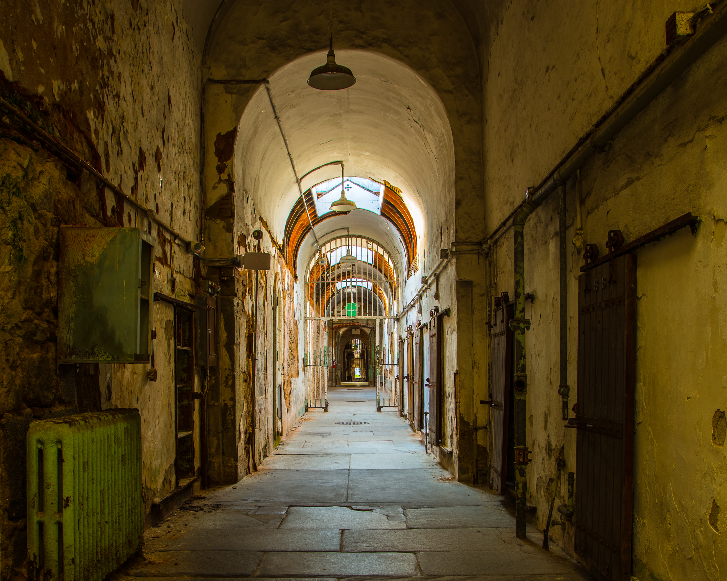 Eastern State Penitentiary -