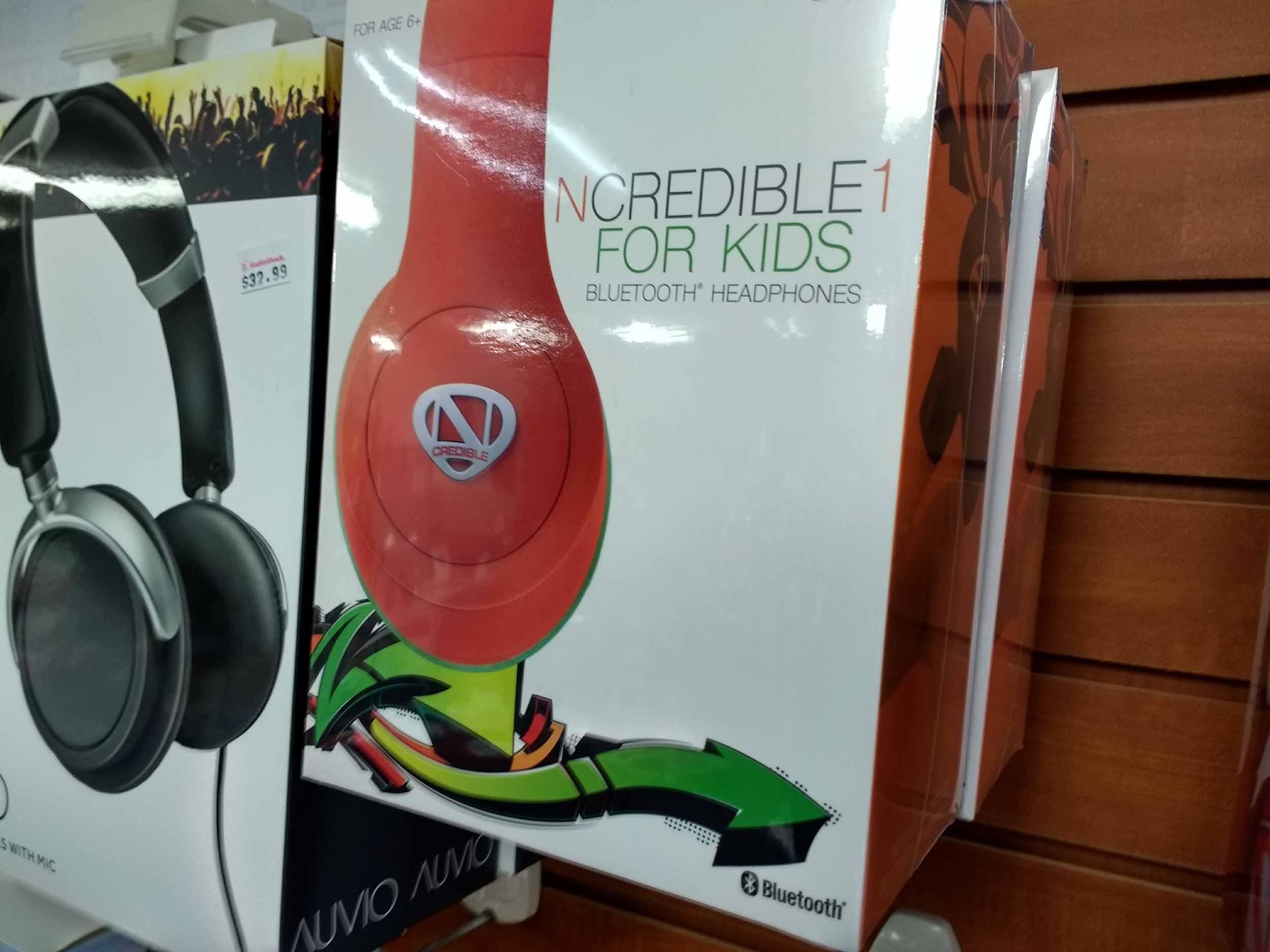 Incredible1 Bluetooth headphones for kids.