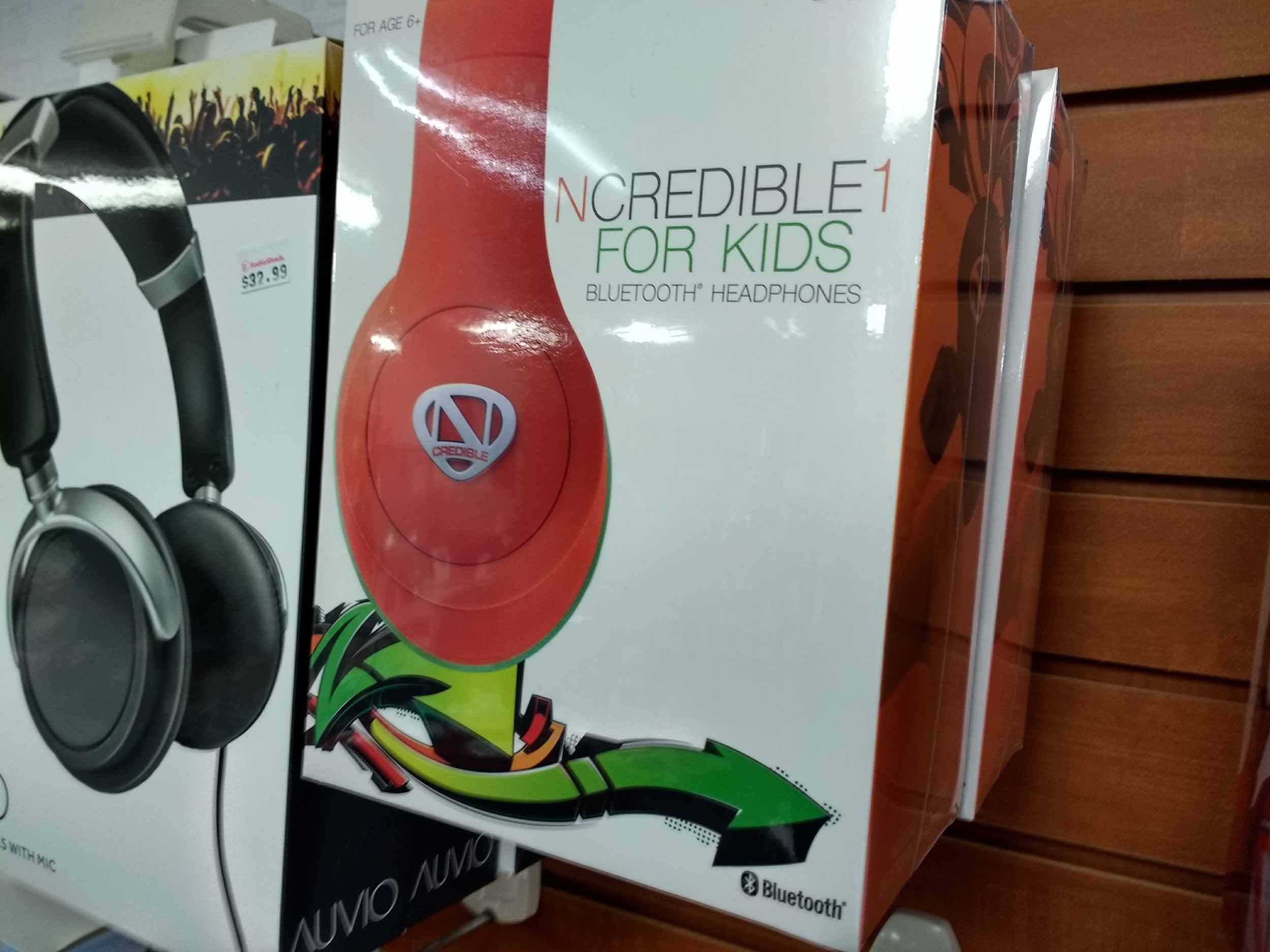 We stock a wide range of headphones both bluetooth and wired.