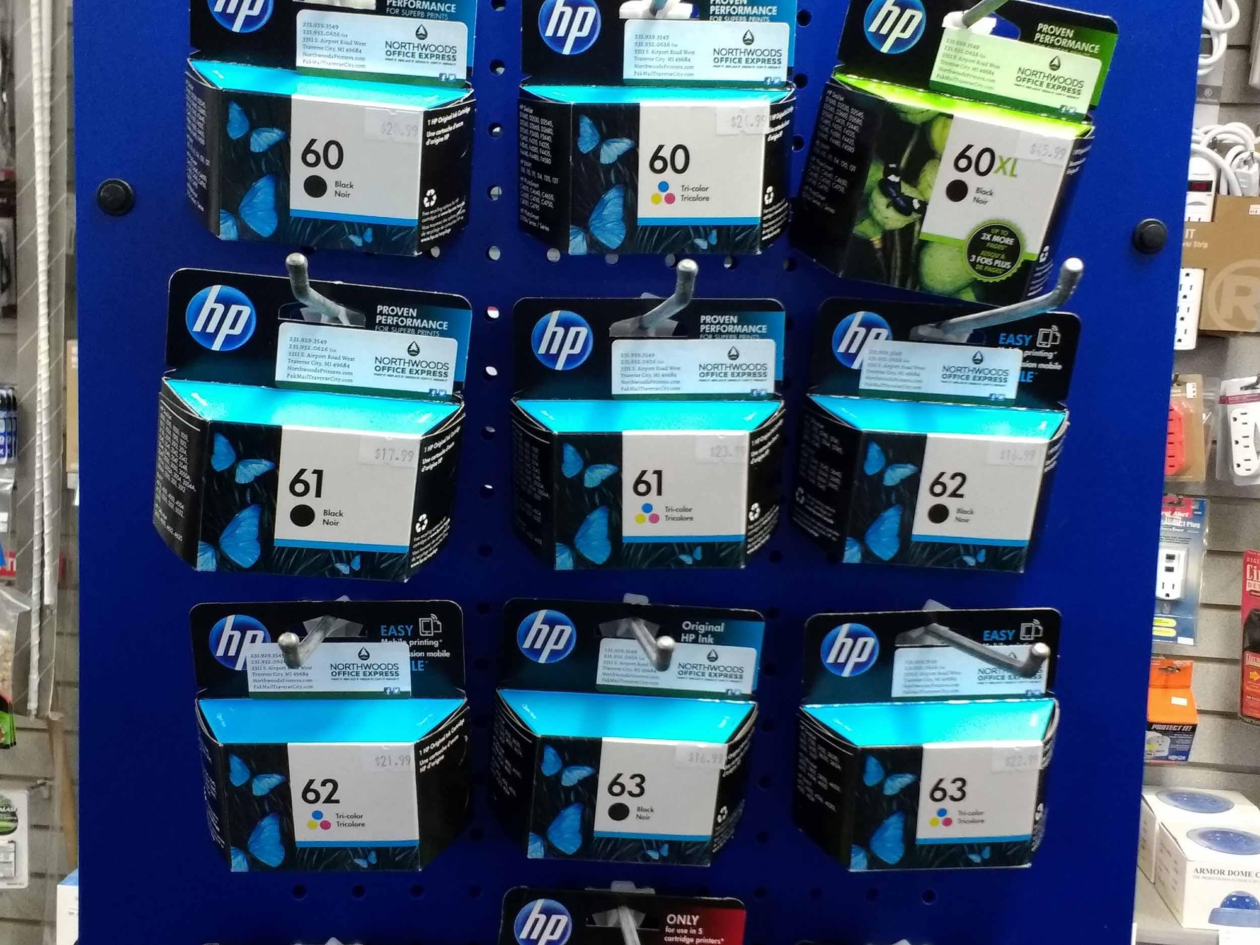 Name brand printer cartridges