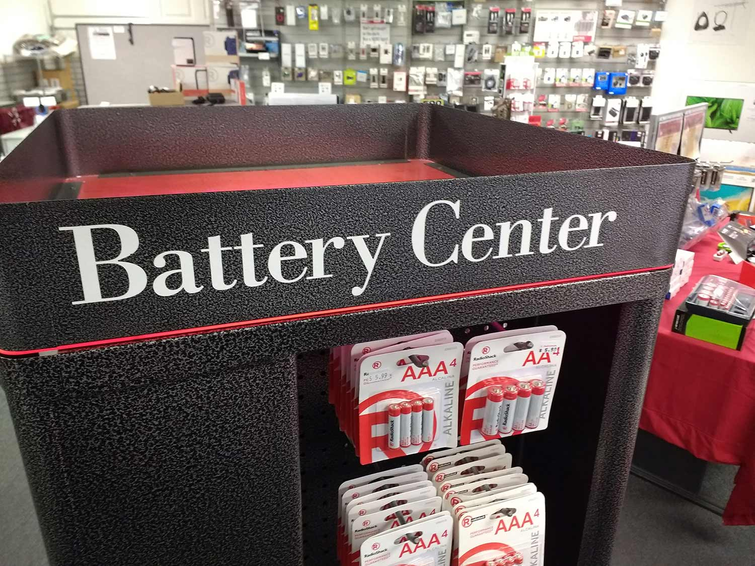 Great deals in our battery center
