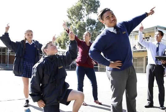 NSW Qualified chaplaincy provider - We provide school chaplains and youth workers across Sydney's west under the National School Chaplaincy Program (NSCP).