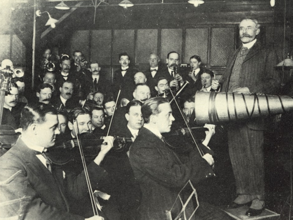 History - The course begins with a history of recording, from 1850 to present