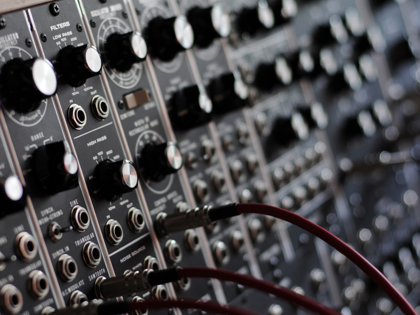 Synthesis - Dive into sound design and program basic synth patches.