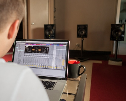 Location - Classes are taught right in our studio. Composition is a crash course in core music composition techniques that will empower you to quickly develop and finish your songs.