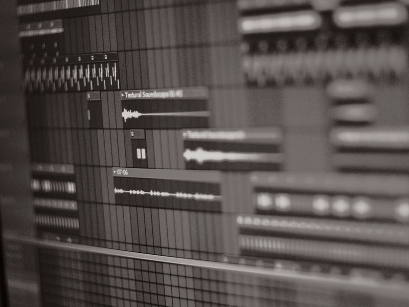 Sound Editing - Get your location audio in shape with a professional sound edit.
