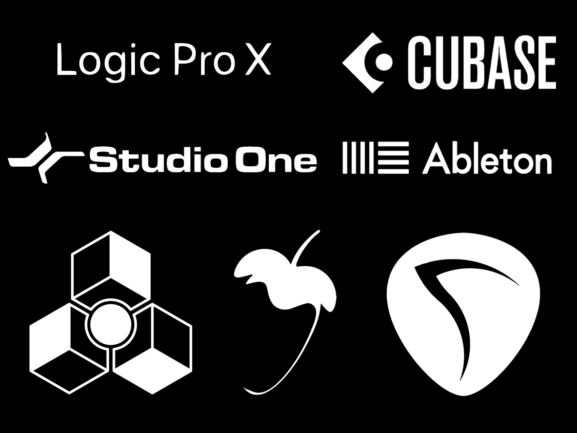 Tools - Work in your choice of today's leading DAW: Ableton Live, Logic, Reason, Cubase, Reaper, Studio One or FL Studio.