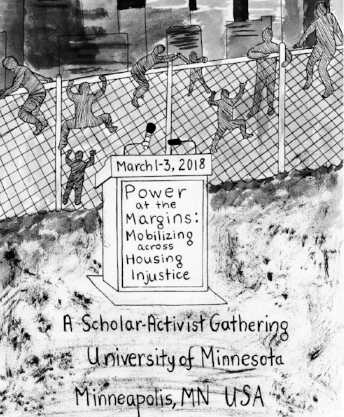Organizing Strategies: Measuring Success and Altering Representation Panel - Power at the Margins: Mobilizing across Housing Injustice ConferenceUniversity of Minnesota, March 2, 2018