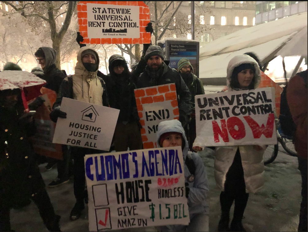 The Fight for Stronger Rent Regulation in New York Is Beginning - Shelterforce, February 6, 2019