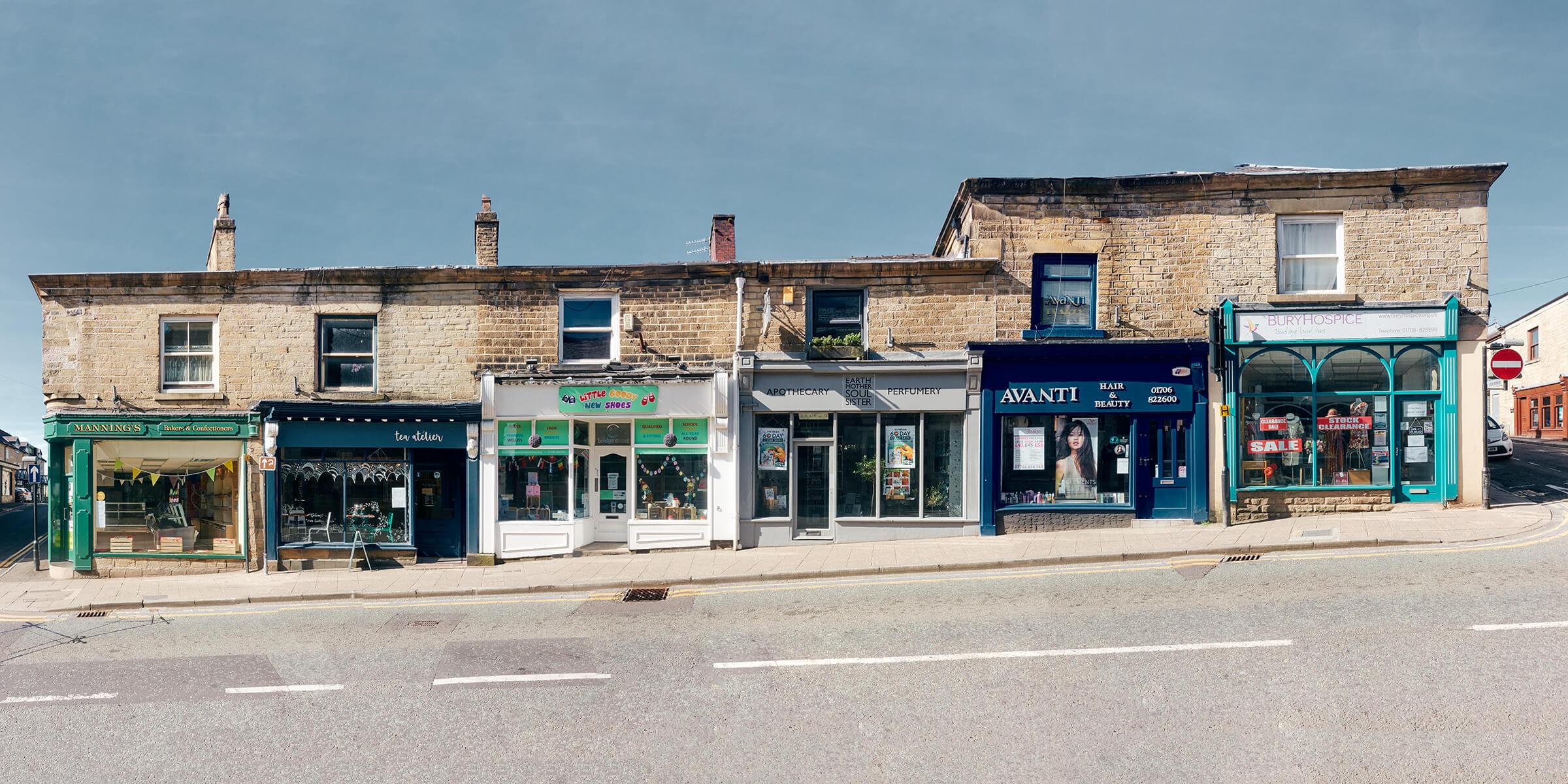 60-70 Bridge street, Ramsbottom, Bury, Greater Manchester