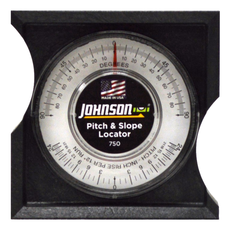 Pitch Gauge - Cheap, reliable, required.