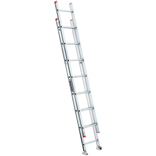 Extension Ladder - I have tried a number of different ladder types and brands. Folding ladders, telescoping ladders, extension ladders. Aluminum, fiberglass. The easiest thing for me is to carry two aluminum extension ladders: one 20 footer and a 32 footer. There is pretty much no roof I can't get on with that combo. Aluminum extension ladders are lightweight and very easy to deploy. Be sure to pick a quality brand. You can start off with a cheaper ladder from the local home improvement store, but eventually you will want to upgrade to a more reliable, high quality piece of equipment like a Louisville.