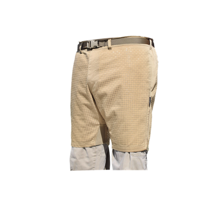 Steep Gear Shorts - Emergency fall protection that you can wear. How does this work? If you fall off of a roof, you'll likely slide down a slope before you ever get to the edge. Not only will that cause significant injury before you even hit the ground, it can also be your last chance to get you stopped before you fall all the way off..These shorts are a must-have if you want to stay away from the EDGE of the roof if you slip and fall.SAVE 10% with coupon code ATV10