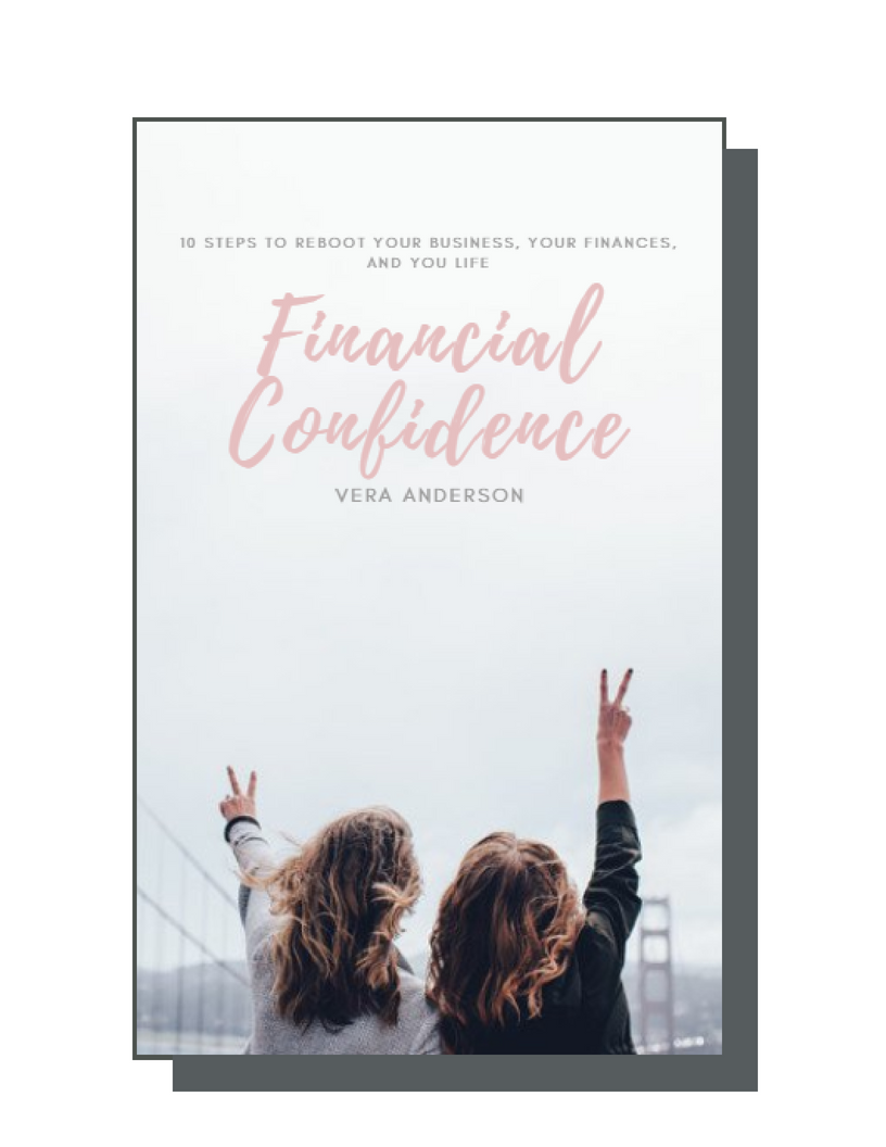 Grab Your free Copy! - Ready to reboot your business, your finances, and your life?In this exclusive eBook, I'll take you through 10 important steps to set you on the path to achieving full financial confidence, and building the business and life of your dreams! Complete the form below and I'll send you a digital copy of Financial Confidence via email.