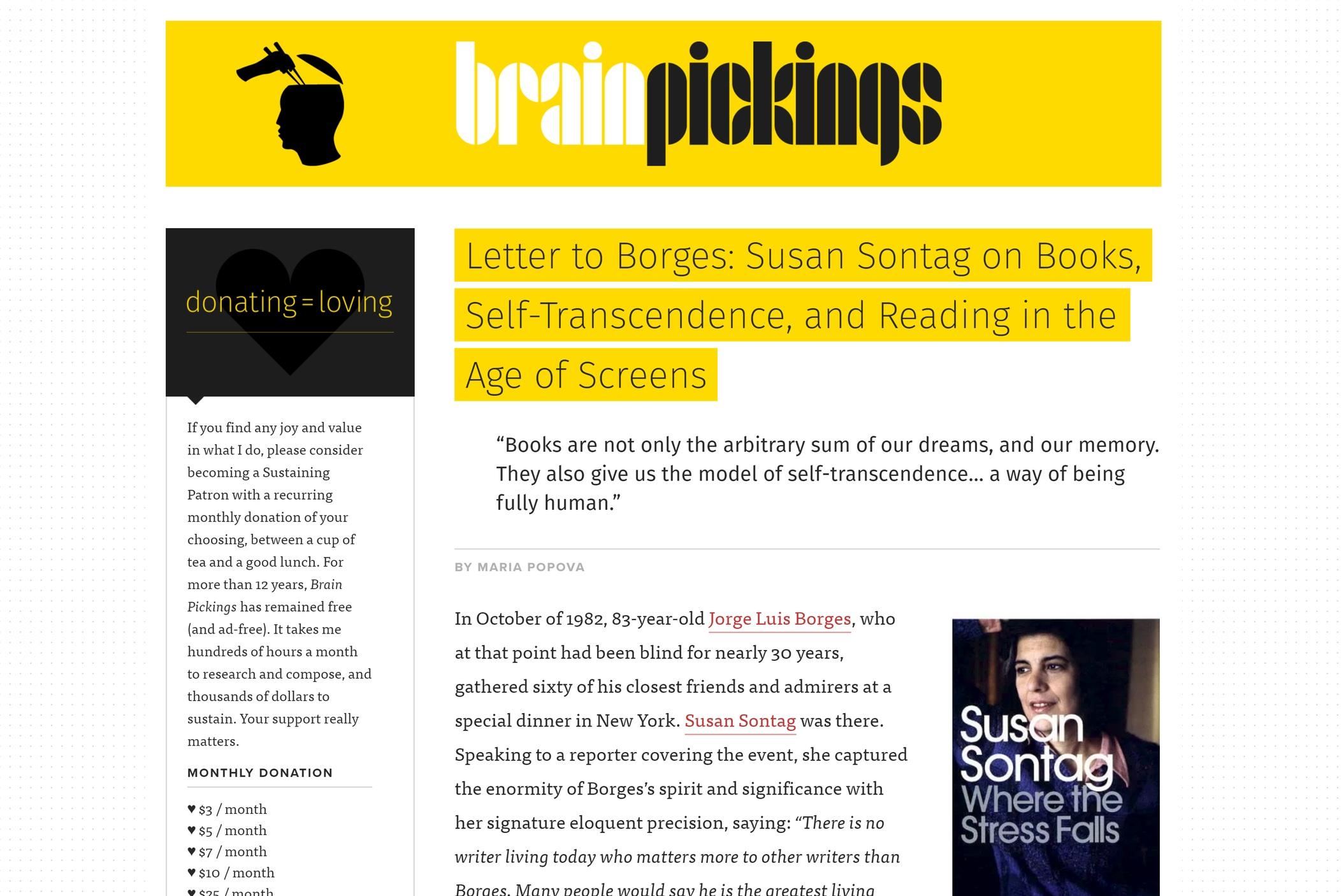 Women website - Literature, Science, Art