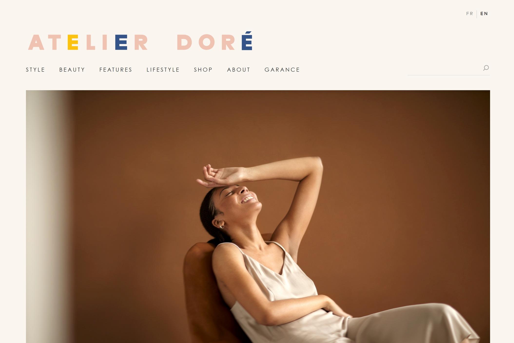Atelier Dore - Best Lifestyle Website