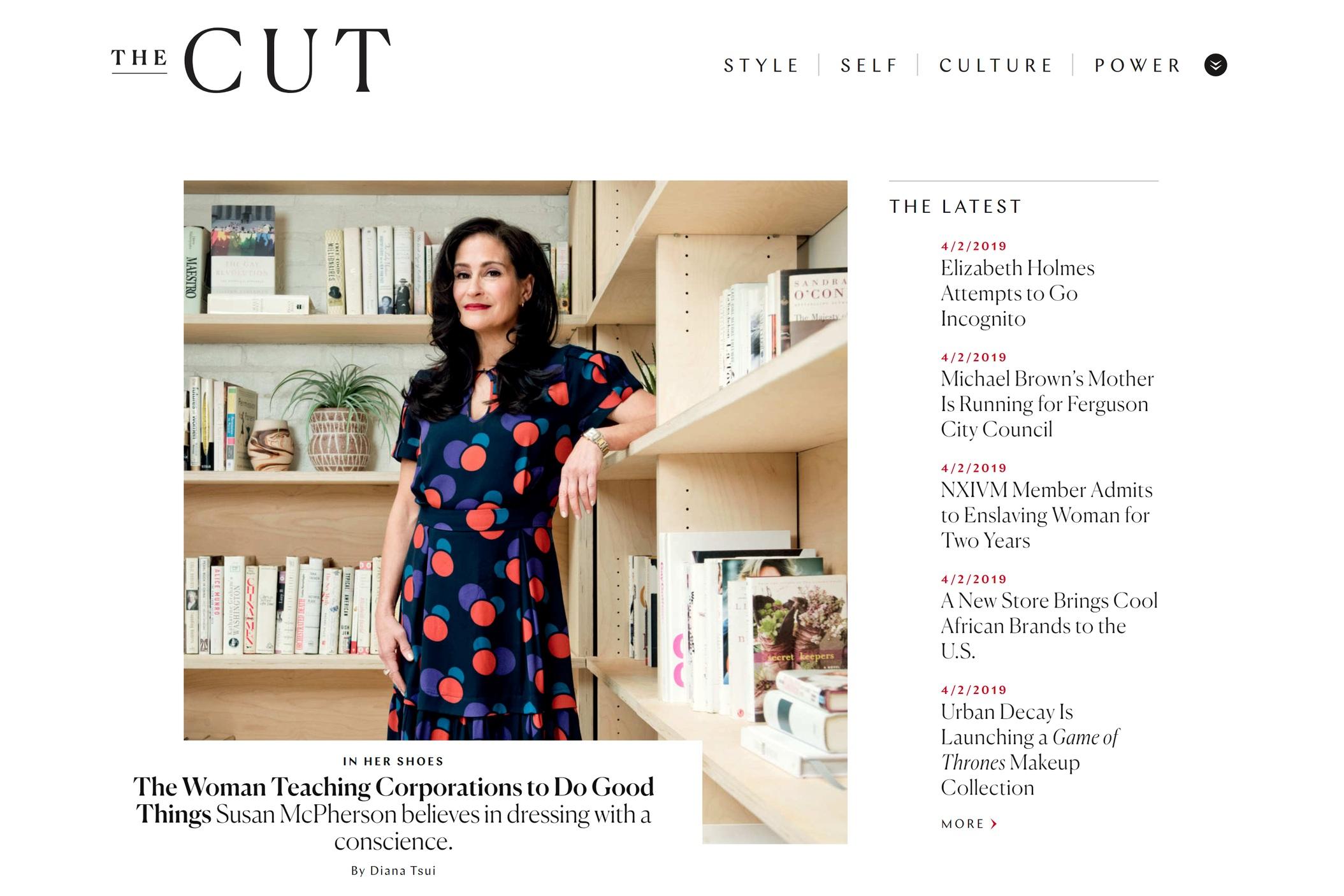 Best magazine for women - The Cut