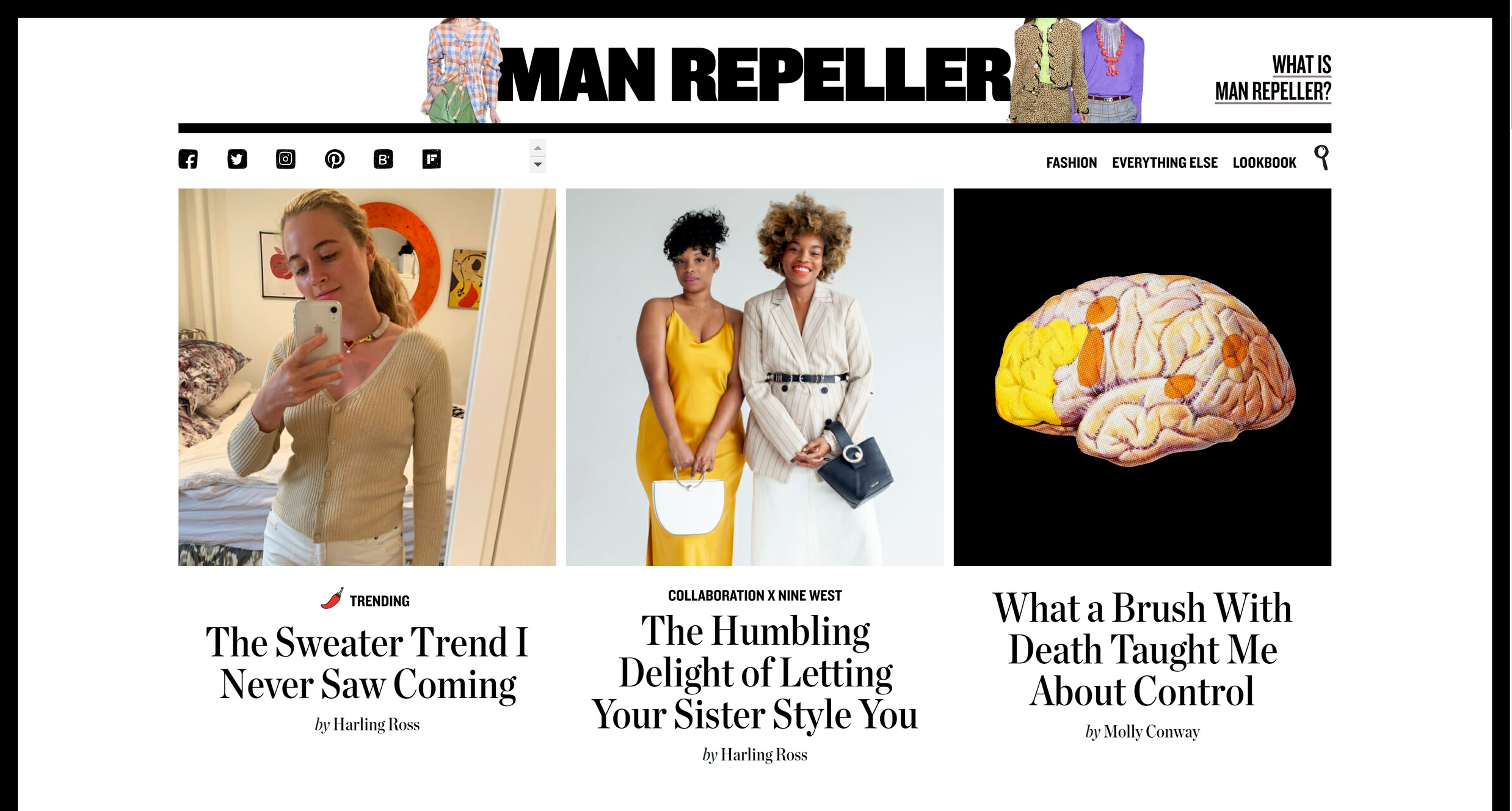 Man Repeller - Best Style Website
