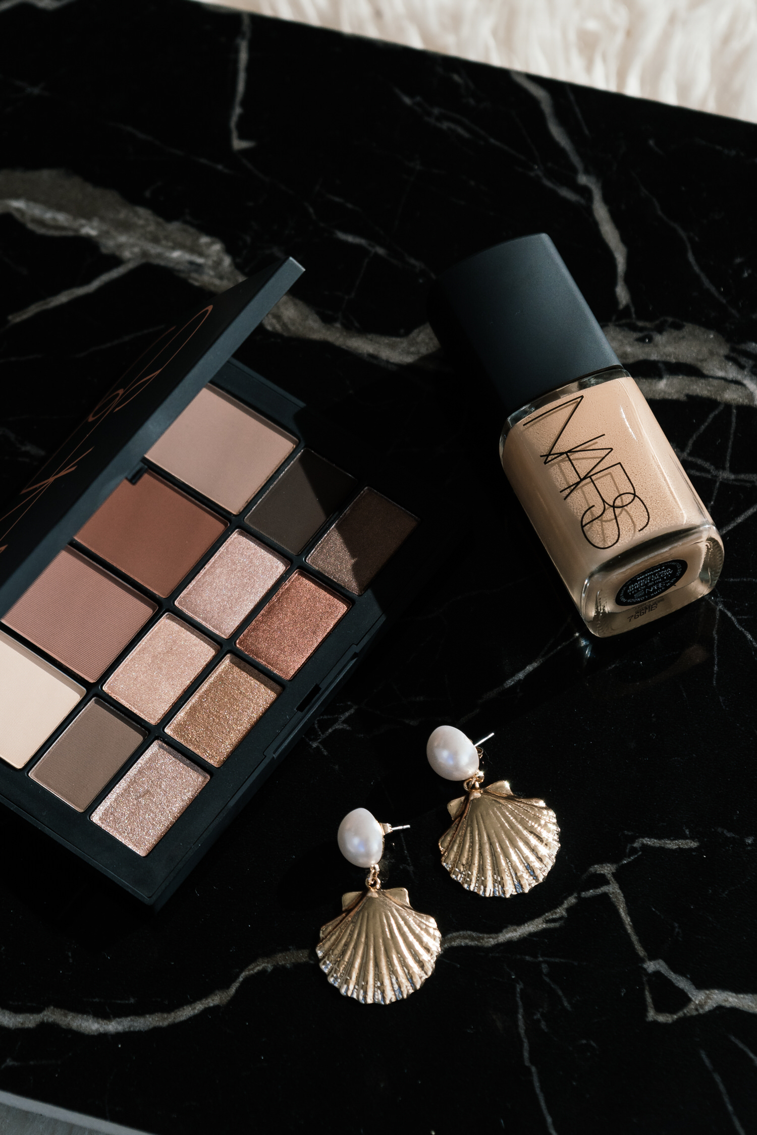 Beauty notes:  NARS Skin Deep Palette  and  NARS Sheer Glow Foundation  in Barcelona.