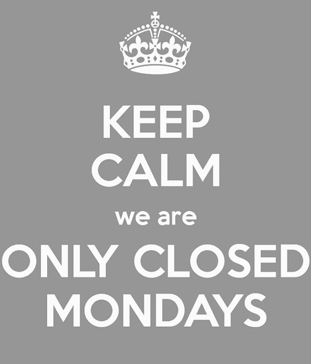 GREEN CAFE KITCHEN CLOSED MONDAYS! We will still have our Grab &Go Soups, muffins smoothies juices and coffees!!