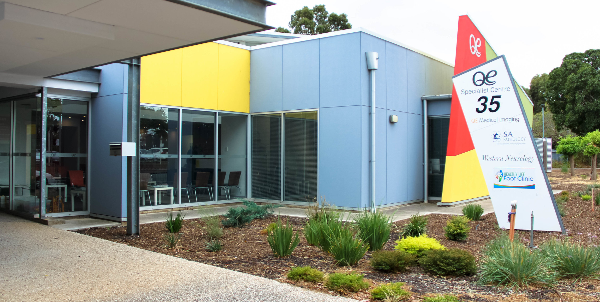 Western Neurology is located within the QE Specialist Centre on Woodville Road directly opposite the public carpark for The Queen Elizabeth Hospital.