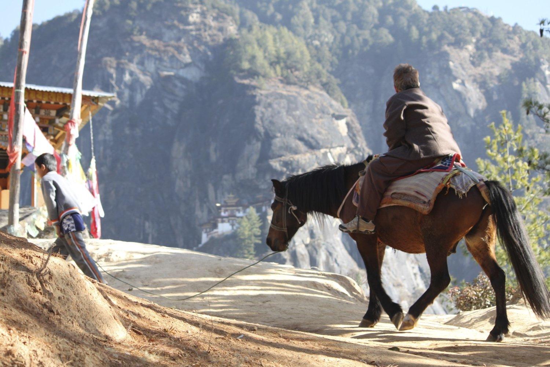 Exploring Bhutan