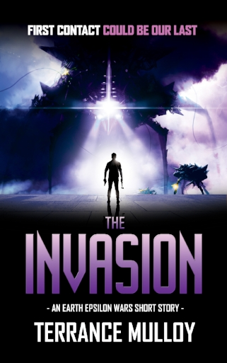 THE INVASION is a perfect introduction to The Earth Epsilon Wars, and for fans of gritty alien invasion stories and pulse-racing action.