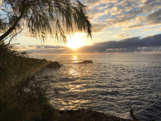photo: by me @ my meditation spot,Big Island, Hawaii