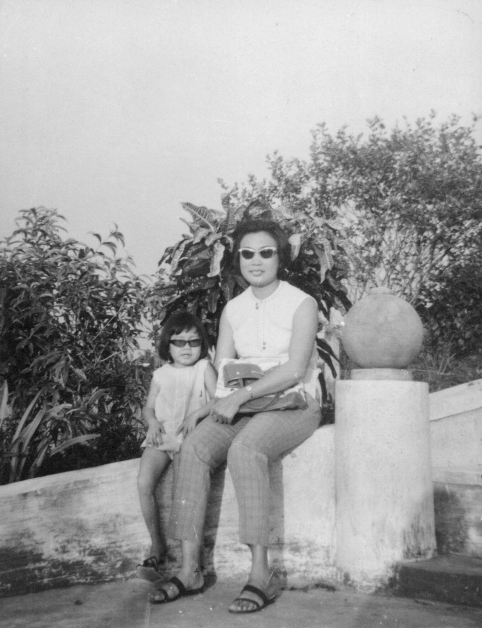 Grandma and mum BW.jpeg