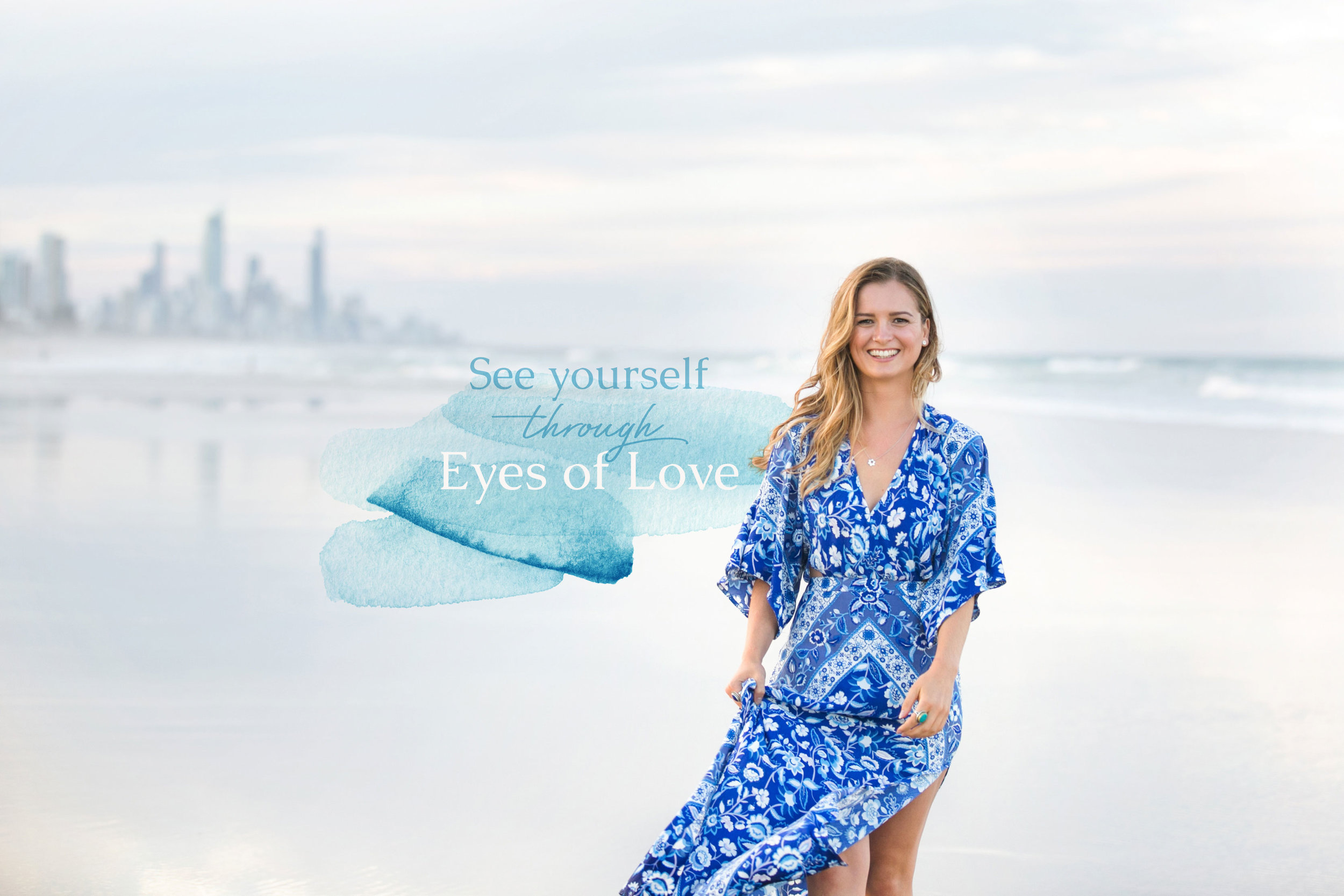 See Yourself Through Eyes Of Love