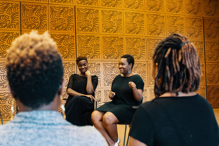 Facilitating | Visibility Pack Learning Lab @ Weeksville Heritage Center
