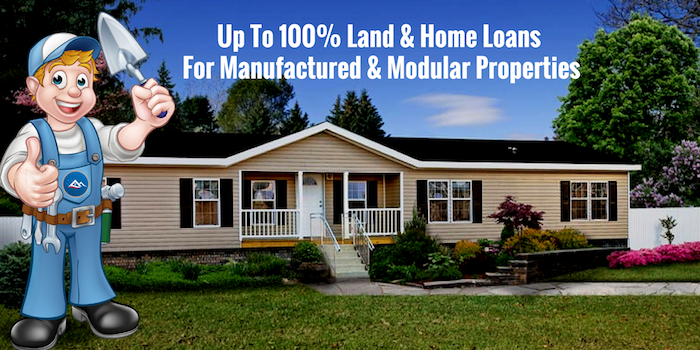 VA Manufactured Home and Land Construction Loans From VAnationwide.com