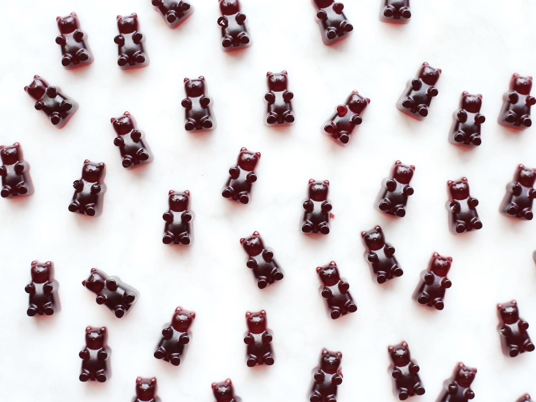 Collagen Gummy Bears