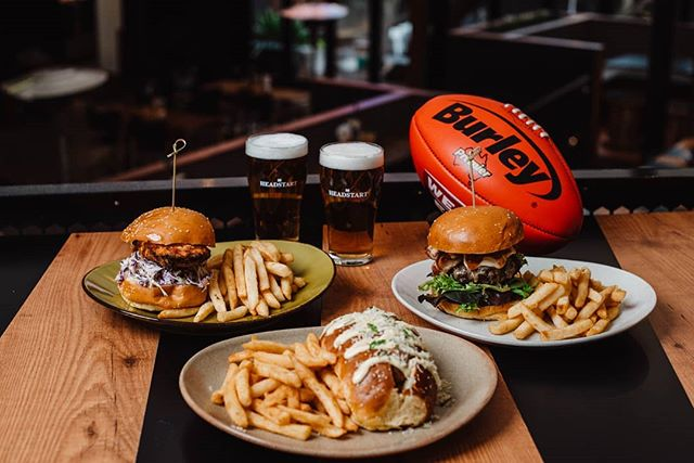 Join our footy tipping competition this year, just ask our friendly staff next time you're in. There's $1000 in cash prizes to be won, plus you'll get a FREE pint if you beat the boss! It's just $30 to join.