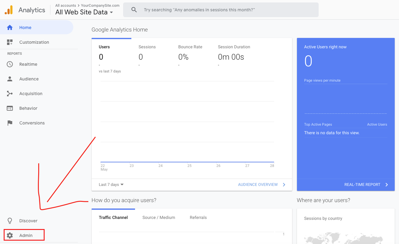 Add a manager to Google Analytics Step 1.png