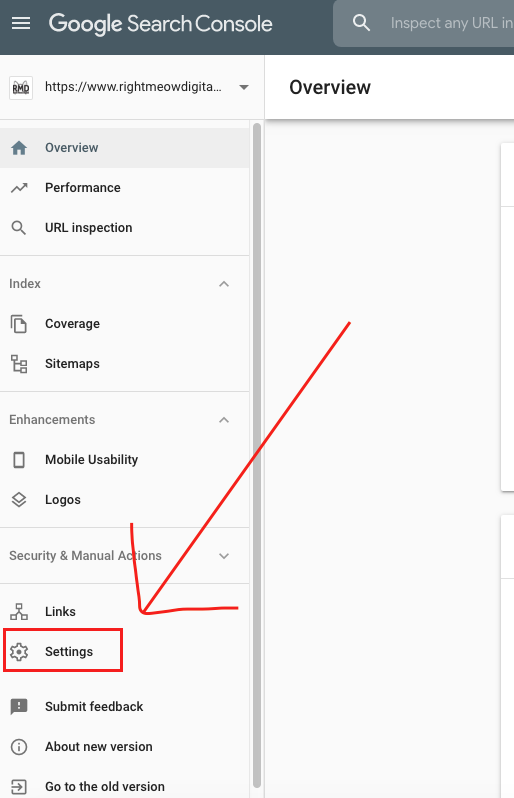 Google search console add a user step 1.png