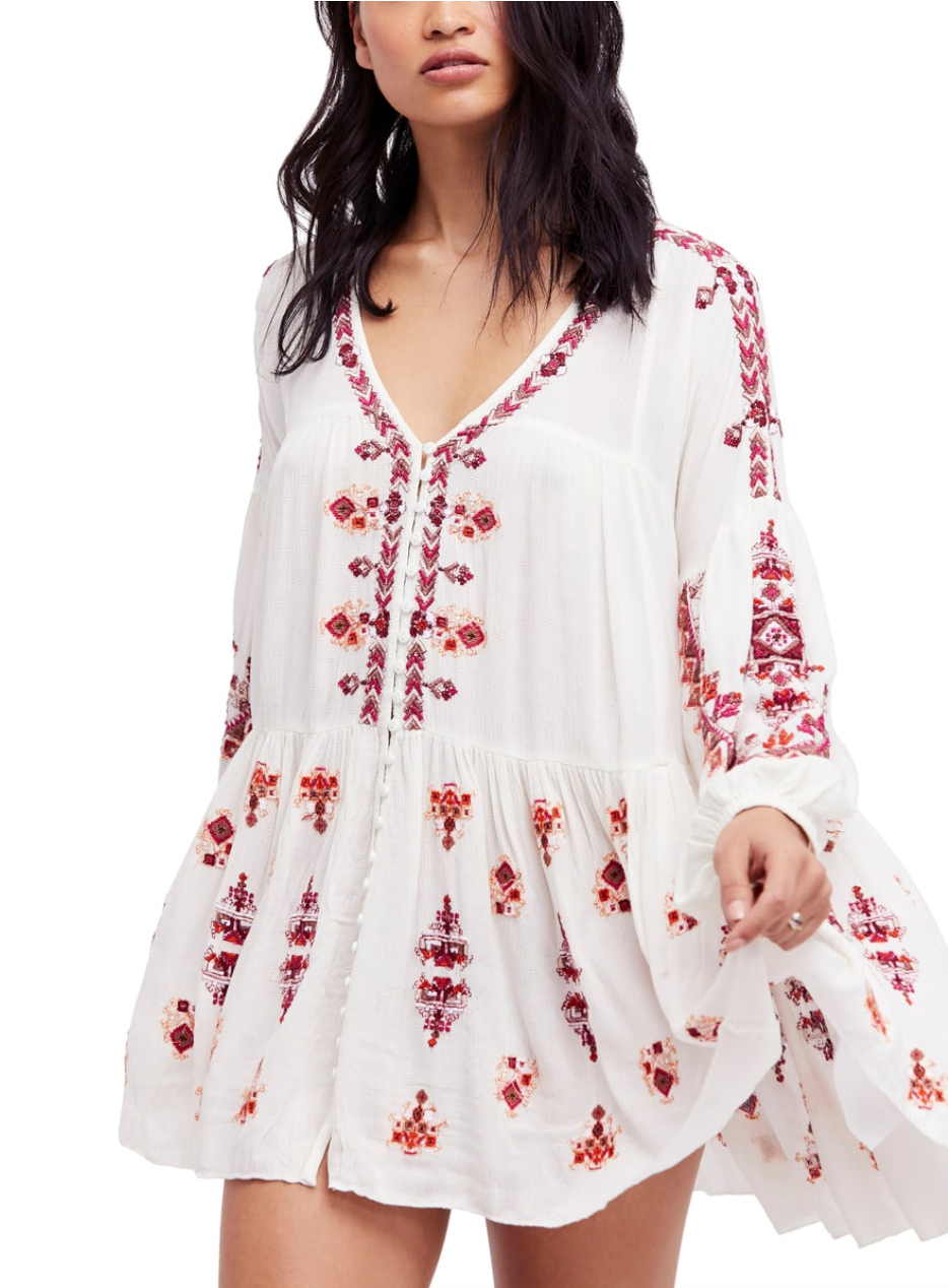 HIPPY LUXE TUNIC