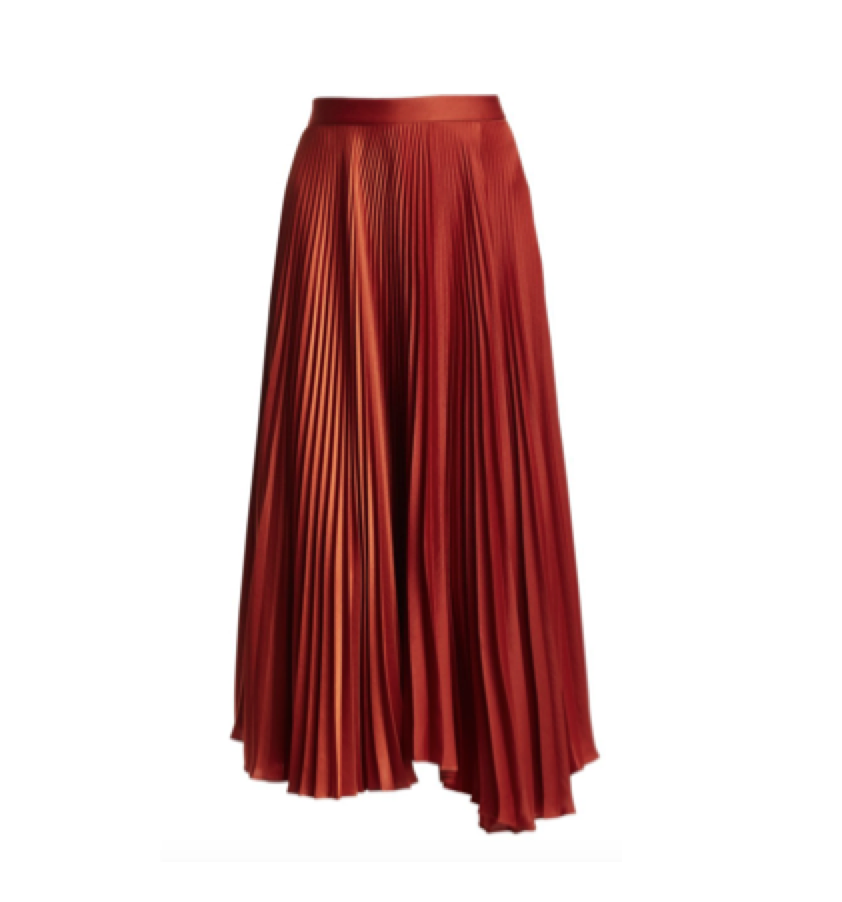 ALC -  Pleated Skirt