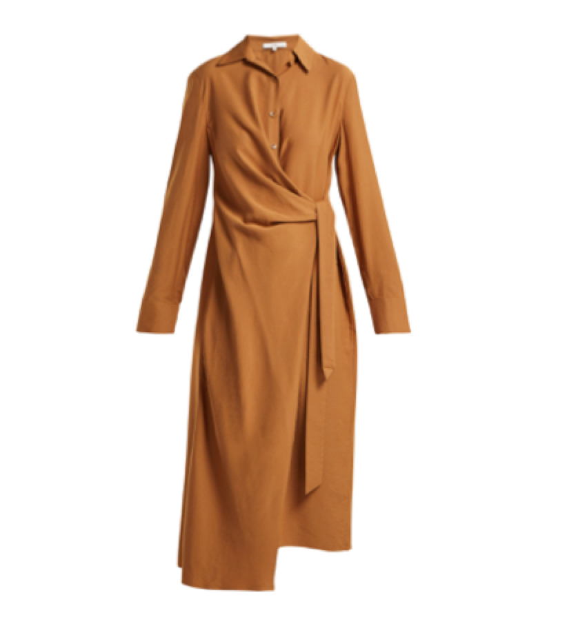 TIBI -  Wrap Dress