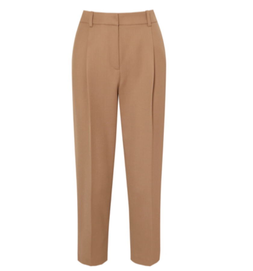 See By Chloé -  Pleated Twill Pants