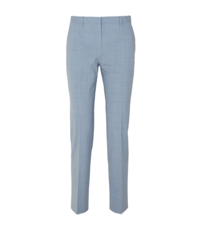 Theory -   Stretch-wool Pants