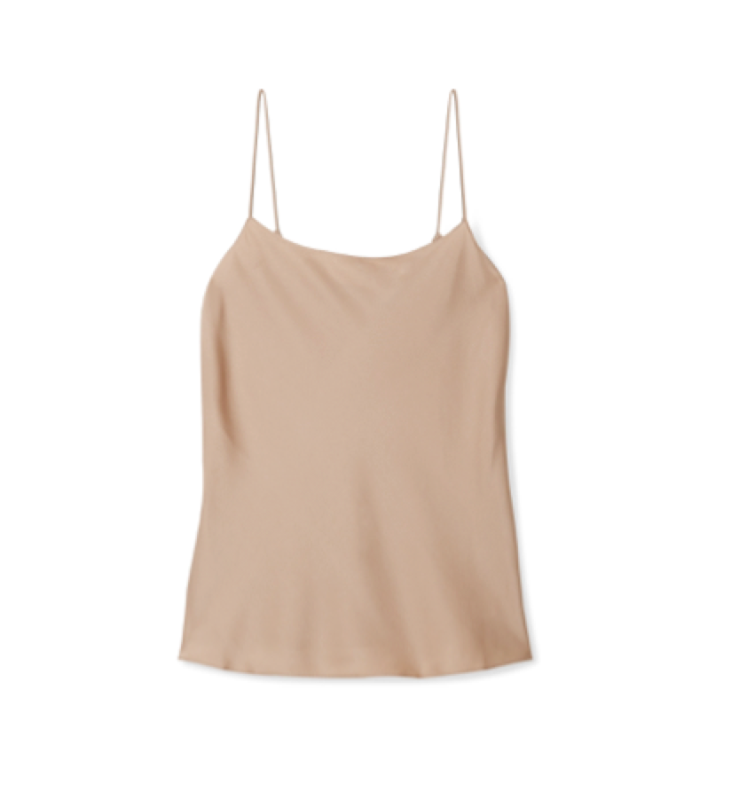 Theory -  Stretch-silk Camisole